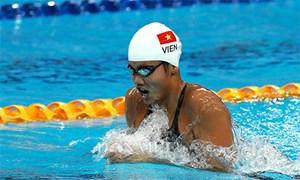 Ánh Viên thi đấu dưới sức, Việt Nam trắng tay rời giải VĐTG