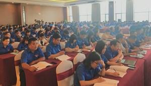 Hội nghị cán bộ Đoàn trường học toàn quốc năm học 2018- 2019