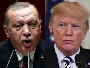 Mỹ dự định áp 'một gói' trừng phạt Thổ Nhĩ Kỳ