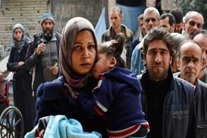 Các nước cam kết viện trợ  cho người tị nạn Palestine