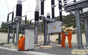 Áp lực cung cấp điện mùa khô 2016