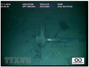 Argentina để quốc tang 3 ngày tưởng nhớ thủy thủ tàu ngầm ARA San Juan