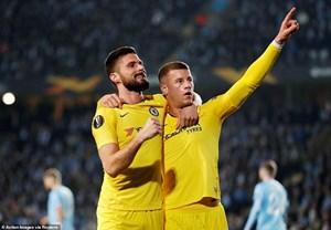 Arsenal thua sốc, đại diện La Liga tưng bừng