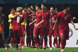 ASIAD 2018: Chờ trang sử mới của bóng đá Việt Nam