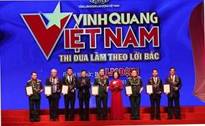 Vinh quang Việt Nam 2019: Tôn vinh 19 tập thể, cá nhân thi đua làm theo lời Bác