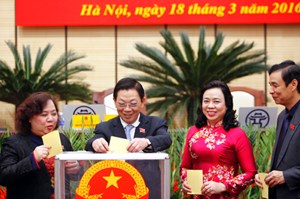 Hà Nội bầu 3 Giám đốc Sở làm Phó Chủ tịch UBND