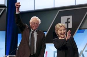 Bà Hillary thất bại ở Wyoming, cuộc đua New York nóng dần