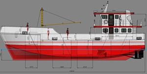 Bà Rịa – Vũng Tàu: Đóng tàu cá bằng vật liệu mới