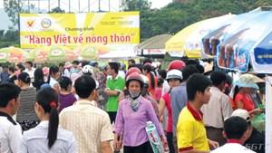 Bà Rịa – Vũng Tàu: Tổ chức 11 đợt đưa hàng Việt về nông thôn