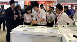 Ba triển lãm quốc tế được khai mạc đồng thời tại TP Hồ Chí Minh