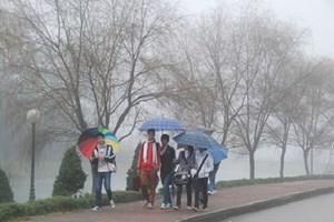 Bắc Bộ, Bắc Trung Bộ chuyển mưa rét từ ngày 23/12
