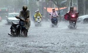 Bắc Bộ có mưa diện rộng