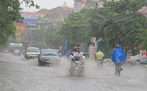 Bắc Bộ tiếp tục có mưa to do ảnh hưởng của vùng áp thấp