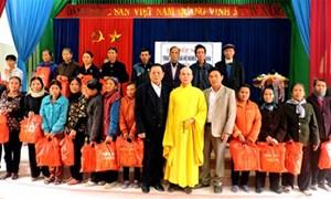 Bắc Giang phấn đấu tặng 40.000 suất quà