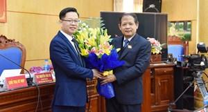 Bắc Kạn bầu bổ sung Phó Chủ tịch Ủy ban nhân dân tỉnh