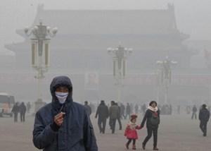 Bắc Kinh giảm mạnh đốt than đá đối phó khói bụi độc hại