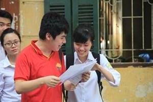 Bài thi đạt từ 1,0 điểm trở lên được xét công nhận tốt nghiệp