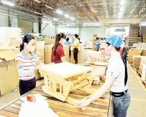 Bài toán để tăng chuỗi giá trị cho ngành gỗ