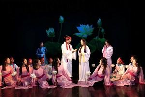 Những nàng Kiều trên sân khấu