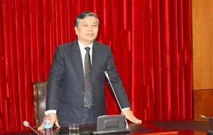 Chỉ định Phó Bí thư Ban Cán sự đảng Bộ Nội vụ