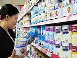 Bán sữa giá cao, doanh nghiệp bị phạt 45 triệu đồng