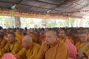 BẢN TIN MẶT TRẬN: Phật giáo tỉnh Nam Định: Đoàn kết, hòa hợp trong lòng dân tộc