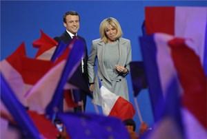 Bản tình ca Pháp trong ngày bầu cử