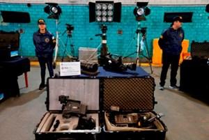Băng nhóm ở Argentina chuyên trộm thiết bị quay phim Hollywood