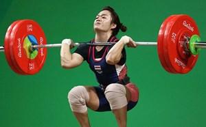 Bảng tổng sắp huy chương: Mỹ dẫn đầu, Thái Lan trong tốp 10