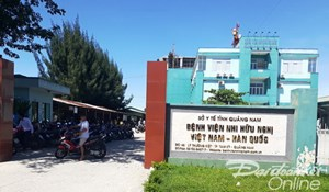 Báo cáo Bộ Y tế vụ cháu bé 3 tuổi tử vong ở Bệnh viện Nhi Quảng Nam