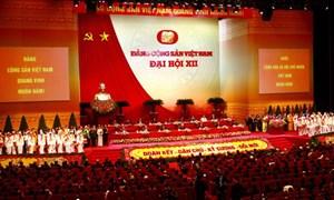 Báo cáo chính trị tại Đại hội Đảng 12