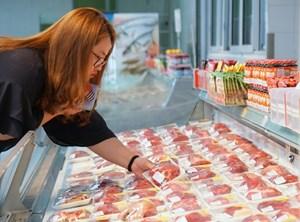 Bảo đảm nguồn cung thịt lợn an toàn