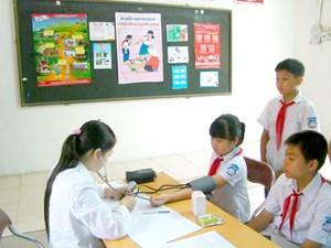 Bảo hiểm y tế học sinh, sinh viên đồng hành cùng BHYT toàn dân