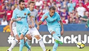 Báo Pháp khẳng định Neymar đồng ý gia nhập PSG