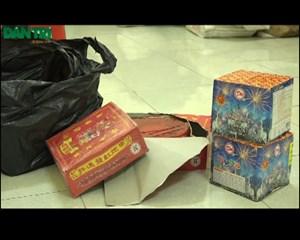 Bắt giữ hơn 2,6 tấn pháo tại Nghệ An