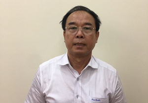 Bộ Công an xác nhận đã bắt ông Nguyễn Thành Tài, cựu Phó Chủ tịch UBND TP HCM