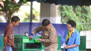 Bầu cử Thái Lan: Bắt đầu kiểm phiếu, chuẩn bị công bố kết quả