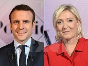 Bầu cử tổng thống Pháp: Hai ứng viên tiếp tục công kích nhau kịch liệt