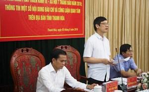 'Bầu' Đệ dọa khởi kiện tỉnh Thanh Hóa