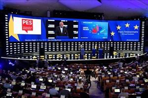 Bầu cử EP: Phe cực hữu tăng gấp đôi số thành viên