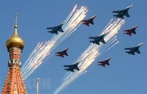 Bảy nước thành viên SNG tập trận phòng không với hơn 100 máy bay