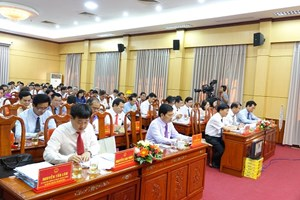 Quảng Ngãi: Khai mạc Kỳ họp thứ 15, HĐND tỉnh khóa XII