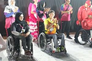 Bế mạc Asian Para Games 2018, Võ Thanh Tùng được vinh danh