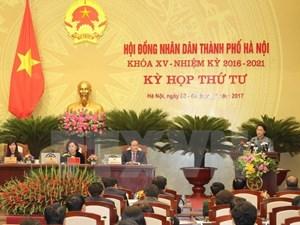 Bế mạc kỳ họp thứ 4, HĐND TP Hà Nội khóa XV: Truy trách nhiệm vi phạm trật tự xây dựng
