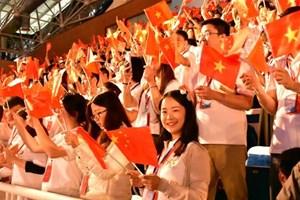 Bế mạc Liên hoan Thanh niên Việt Nam–Trung Quốc lần thứ ba