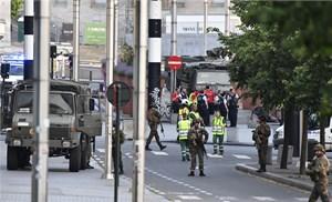 Bỉ nhận dạng kẻ khủng bố đánh bom tại Brussels