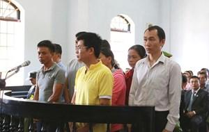 Bị phạt 4 năm 6 tháng tù giam, bị cáo Trần Minh Lợi vẫn tin mình vô tội