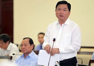 Bí thư Đinh La Thăng: 'Sẽ chấn chỉnh Công an TP HCM'