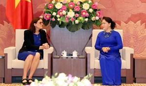 Làm sâu sắc thêm mối quan hệ hợp tác Việt Nam - EU