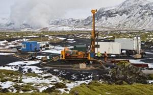 Biến khí CO2 thành đá - dự án táo bạo